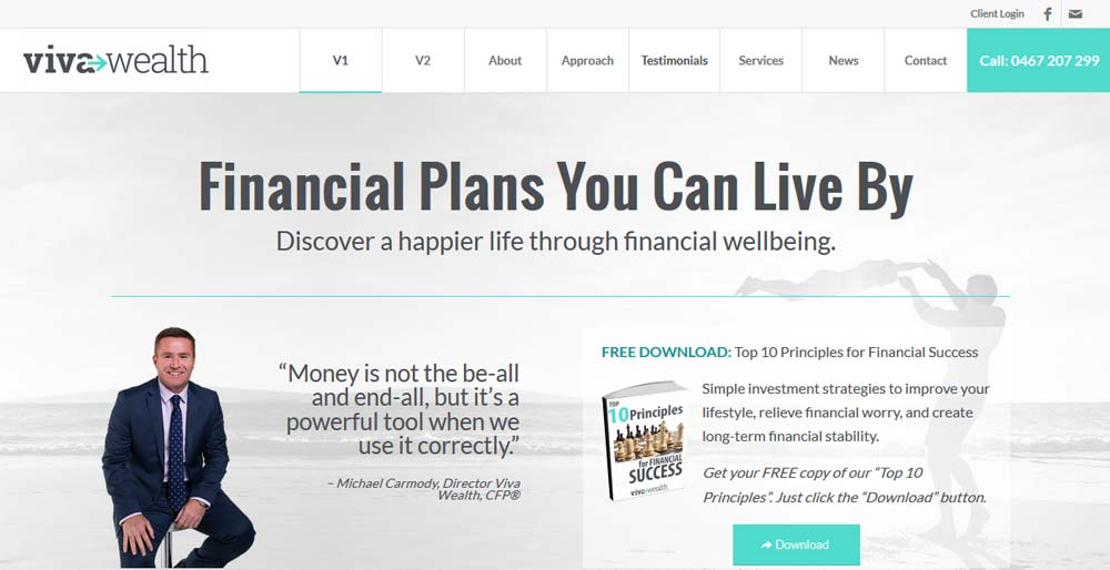 Values-based Financial Planning Perth